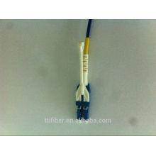 Push-Pull SC Duplex Fiber Optic Patch Cords