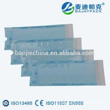 Bolsas de papel del esterilizador médico para CSSD