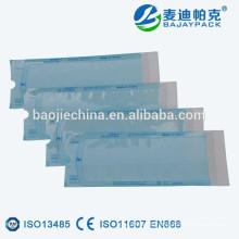 Sacos de papel médicos do esterilizador para o CSSD