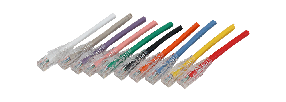 CAT6 UTP Snagless Patch Cord