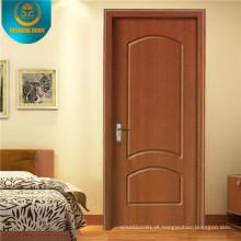 Porta de madeira interior comercial estilo europeu