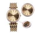 Reloj de diamantes de moda para las mujeres