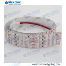 Высокий CRI Ra80 / Ra90 Dimmable 3528 SMD Светодиодные полосы света