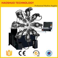 10 Axis Camless Spring CNC que forma la máquina