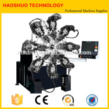 10 Axis Camless CNC Spring Forming Machine