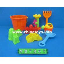 Jouets éducatifs Cadeaux pour enfants Modèle en plastique DIY Beach Toys (987407)
