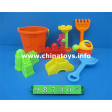 Educational Toys Kids Gift Plastic Model DIY Beach Toys (987407)