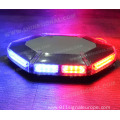 Magnet Mounted on The Top of Vehicle Hexagon LED Warnng Light (M109)