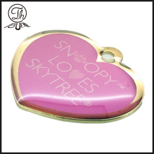 Gold Jewelry heart p...