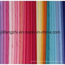 Polyester / gewebt / Baumwolle Twill / Chemikalie / Garn gefärbt / Tc Popeline / Shirting / Futter / Taschen Fabic