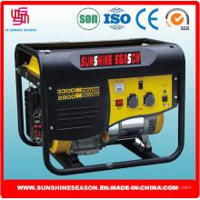 Conjunto generador 3kw para el suministro doméstico con CE (SP5000)