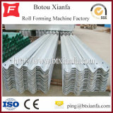 Galvanized Steel Sheet Highway Guardrail Making Machine