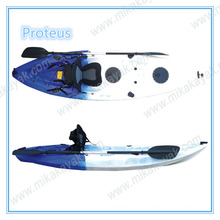 One Person Made in China Cheap Sea Fishing Boat Kayak