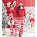 Pijamas de la familia 2016 Pijamas de la Navidad niños navidad pijamas familiares