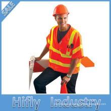 Novo estilo de alta visibilidade roupa protetora reflexiva
