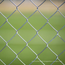 8 gauge steel chainlink fence rolls used chain link fence for sale