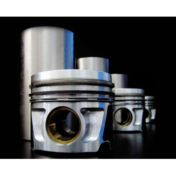 Piston for Train Engine Spare Parts from Factory