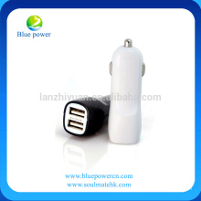 Factory wholesale promotion 12v 24v car charger with 5v 2A/3A output