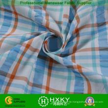 Garn gefärbtes Polyester Nylon-Gewebe mit Karo-Muster für Men′s Hemd