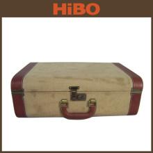 Винтажный стиль чемодан смотреть портативный ювелирные витрины