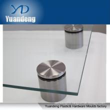 Aluminum glass standoff