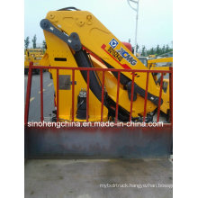 XCMG Knuckle Boom Crane 12 Ton Sq12zk3q