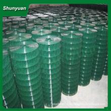 Сварная сетка из куриной клетчатки Сетка из проволочной сетки / птицы Сварная проволочная сетка (производитель в Китае)