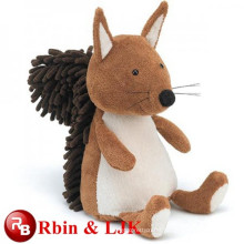 animal plush plush squirrel toy