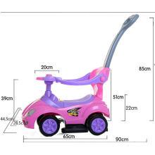 Nuevo andador de plástico para bebés de bajo costo para niños