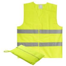 Popular High Viz Safety Vest with Bag