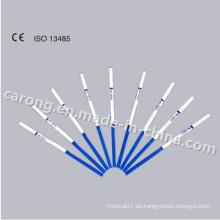 Tiras de prueba del virus de la hepatitis C del VHC de alta precisión desechables
