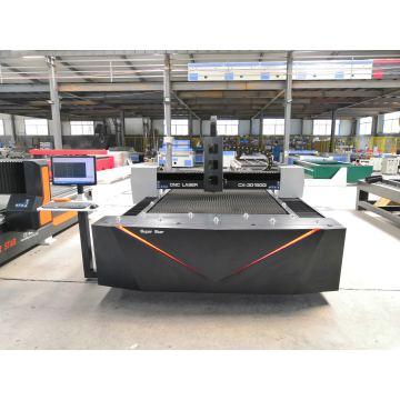 máquina de corte de metal láser corte de acero para la venta