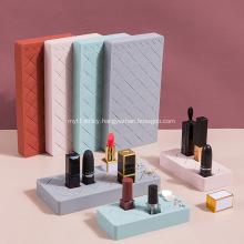 Silicone Lipstick Storage Rack Desktop Storage Cosmetics Box