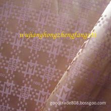 Polyester Jacquard Luggage, Bags, Lining Fabric (Hz457)