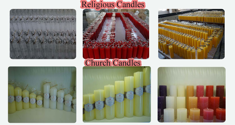 Pillar Candle Production Line