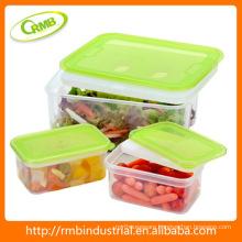 plastic container food(RMB)