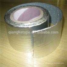 Cinta adhesiva de la pared de goma adhesiva de aluminio aplicada en frío