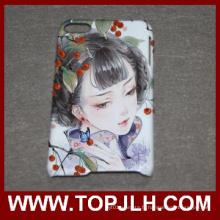 3D Sublimation thermique transfert cas de téléphone portable pour iPod Touch 6