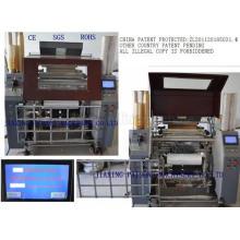 Chine Fournisseur de machines à bobines automatiques en polyéthylène