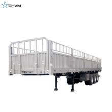 Полуприцеп грузовой прицеп забор