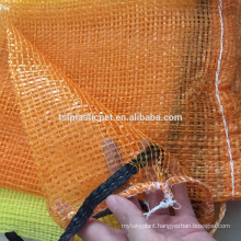 fresh vegetable packing mesh bag/fruits/PP tubular vegetable mesh bag