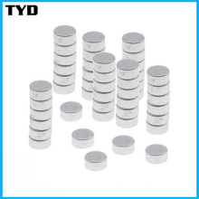 High Magnetic Performance Disc Rare-Earth Neodymium Magnets