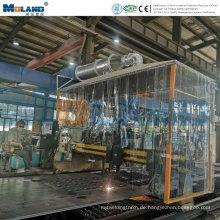 Hocheffizienter Plasmaschneidabzug