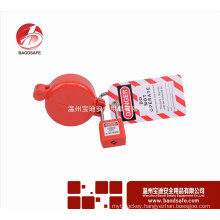 good safety lockout tagout round knob door lock