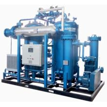 Heated Regenerative Desiccant CNG Natural Gas Dryer