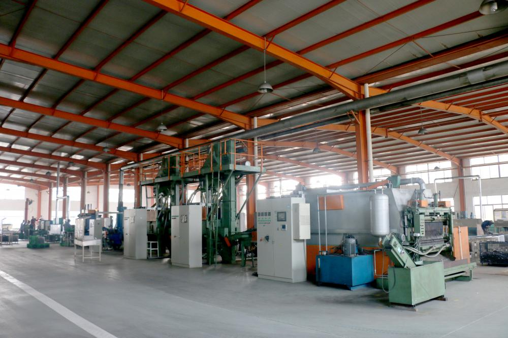 valve spring production line