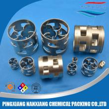 Alta qualidade SS304 SS316 Metal Aleatória embalagem metal pall anel