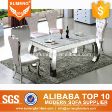 modern top quality italian style dining room furniture made in china