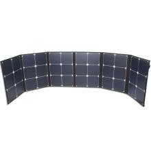 1750 * 300mm Taille et matériau de silicium monocristallin panneau solaire pliable de protection solaire