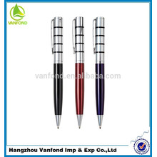 caneta esferográfica metal personalizadas promocionais de alta qualidade
